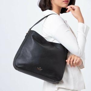 NWT Kate Spade Jackson Double Compt Shoulder Bag